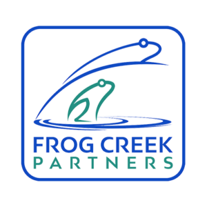 Frog Creek Partners logo - color