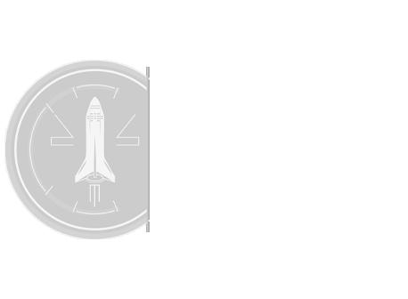 Fisher Innovation Launchpad logo - white