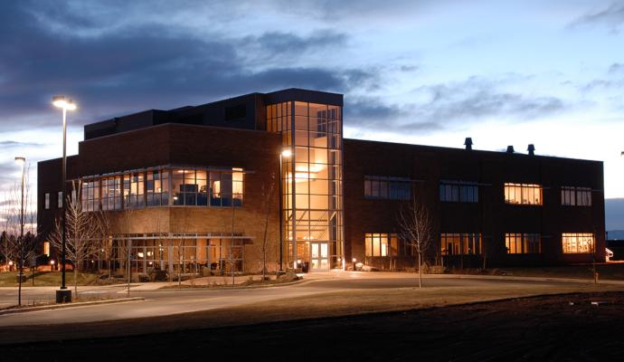 Impact Laramie office building image