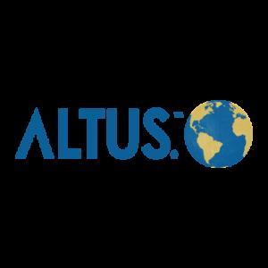 Altus logo - color