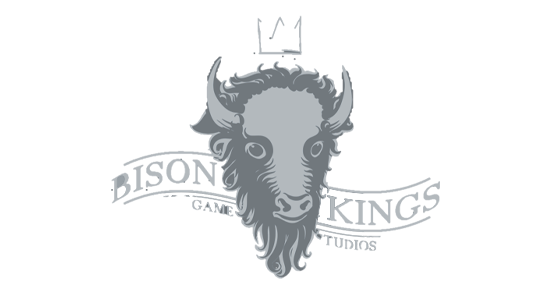 Bison Kings logo