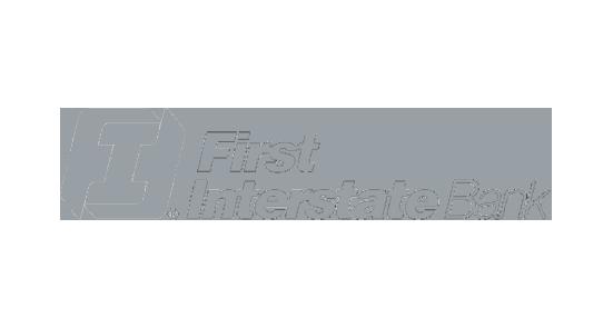 First Interstate Bank logo