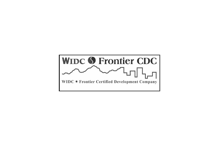 WIDC Frontier CDC logo