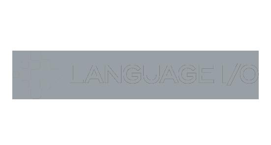 Language I/O logo