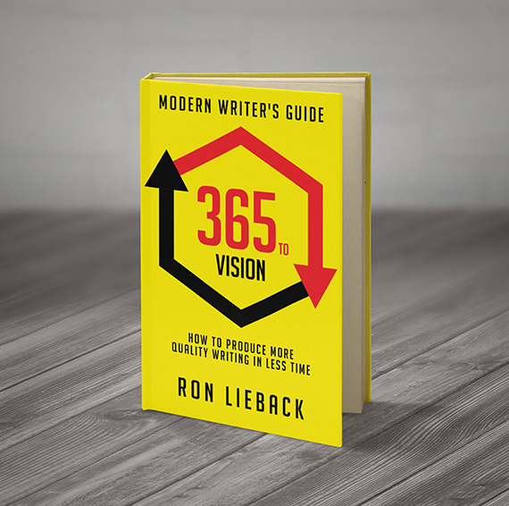 Modern Writer's Guide Book Cover