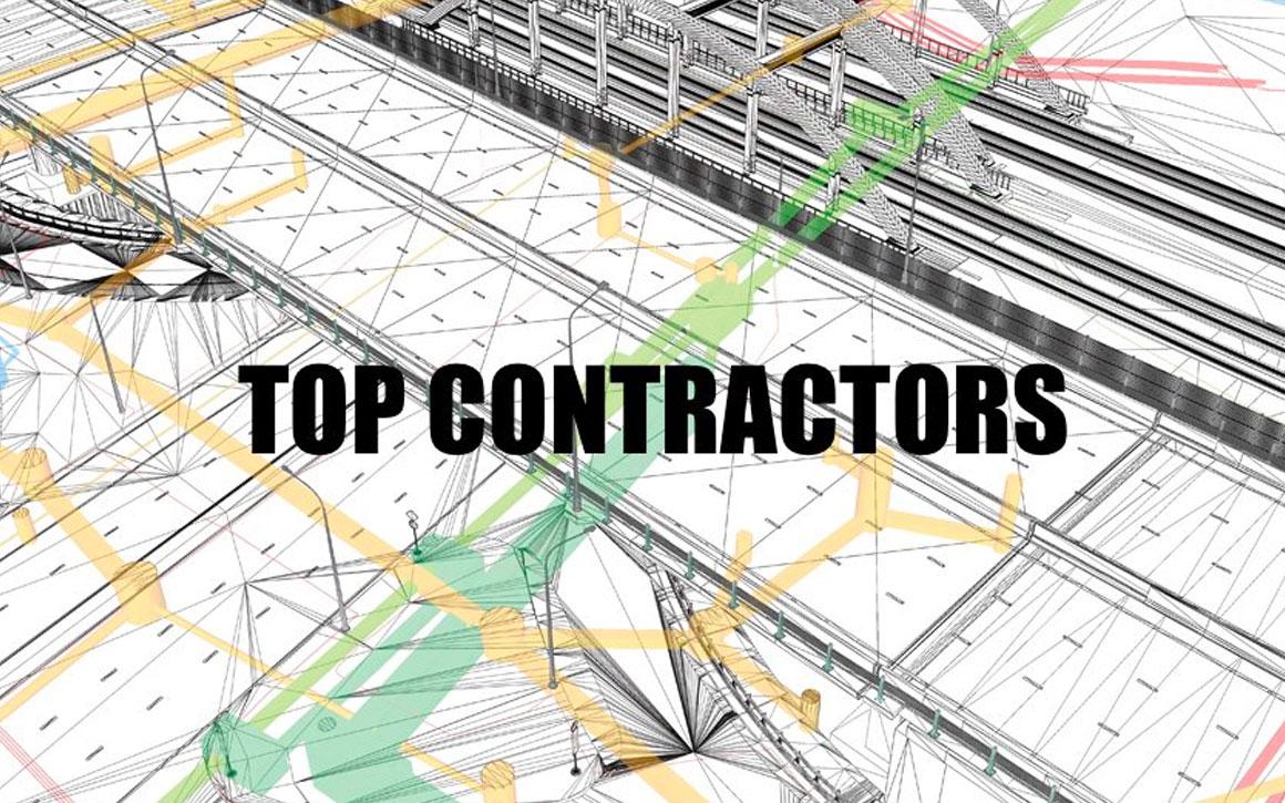 On-Site Magazine Top Contractors