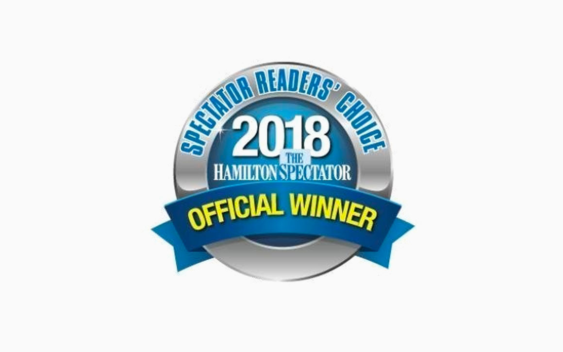 2018 Readers Choice Award