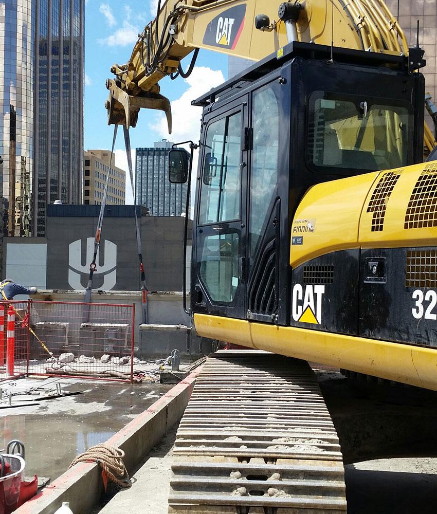 Construction Caterpillar CAT