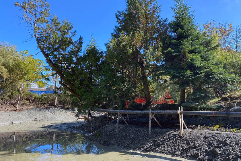 KEL,SET (Reay) Creek Pond Remediation