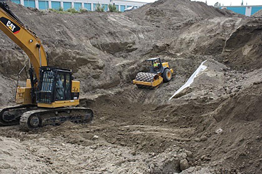 Julian Tile Site Remediation