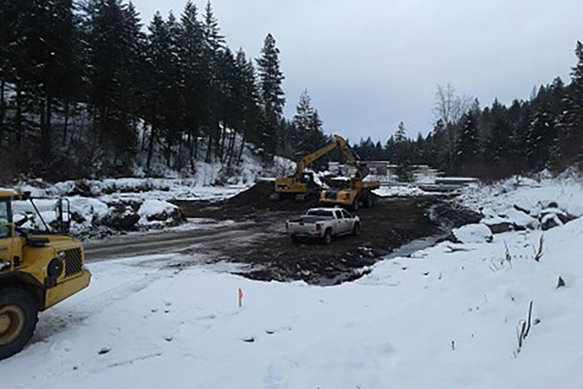 Power Creek Water Treatment Plant