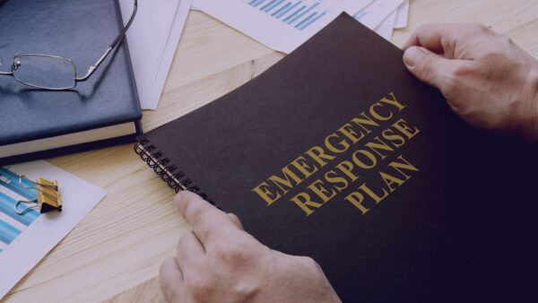Emergency-Response-Plan-on-table