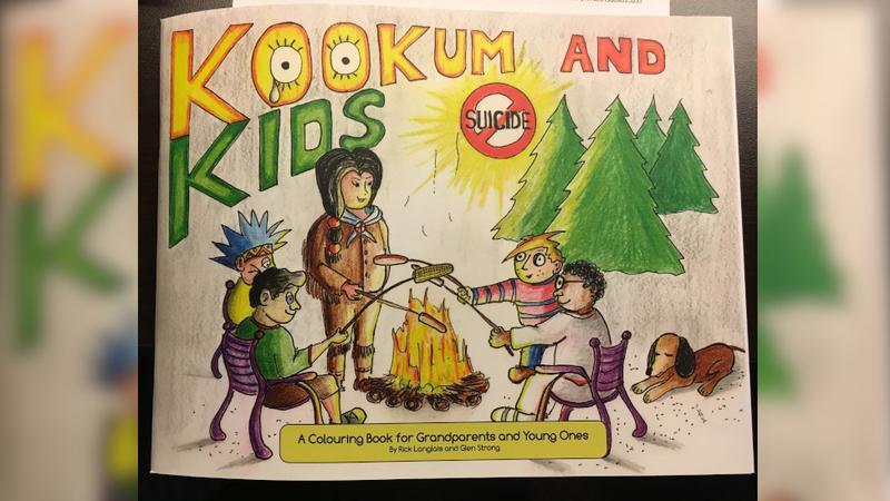 Kamploops Colouring Books