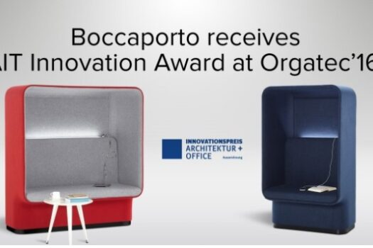 The Award Winning Sitting System Boccaporto