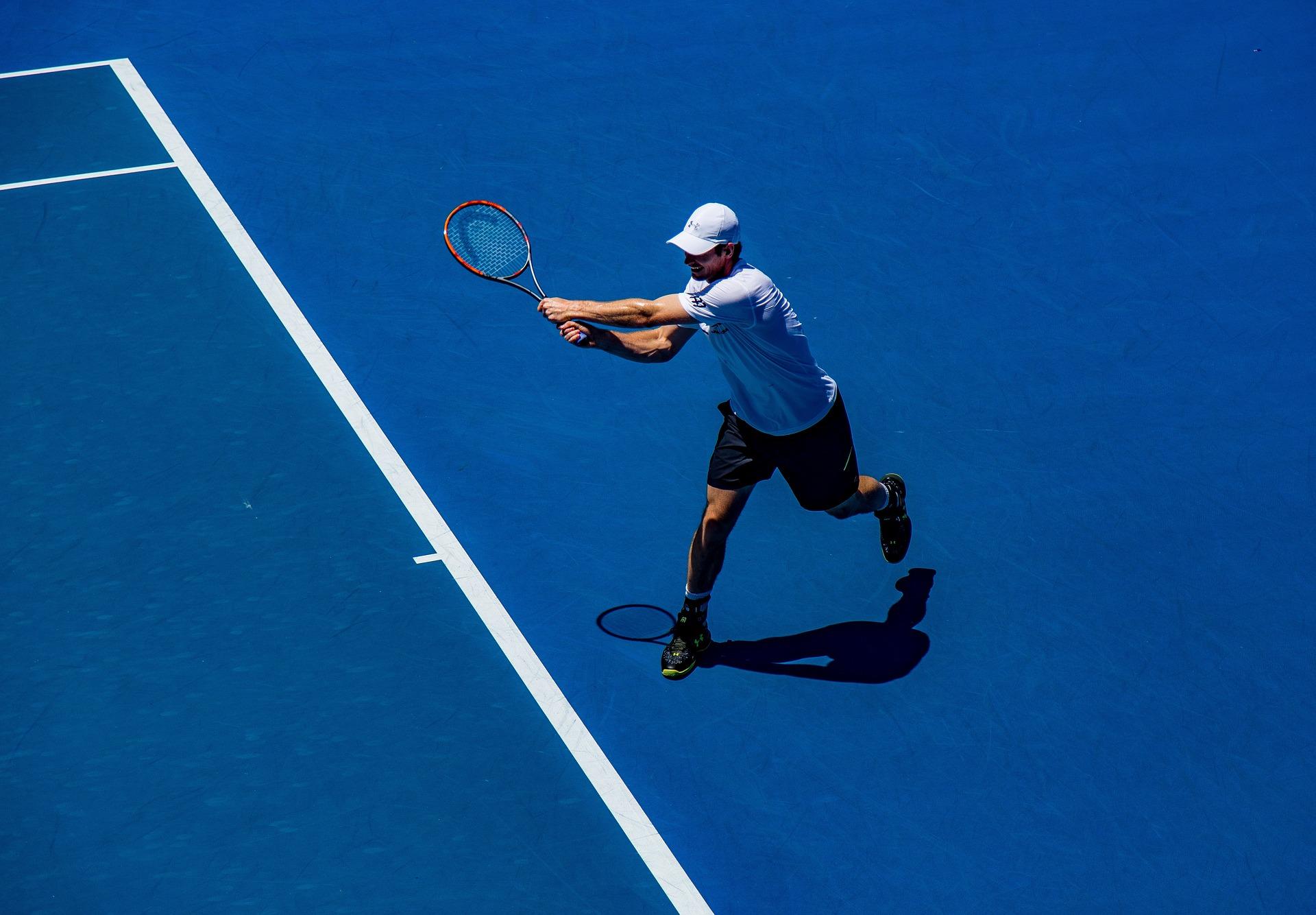 年度最後一項網球大滿貫- U.S. OPEN