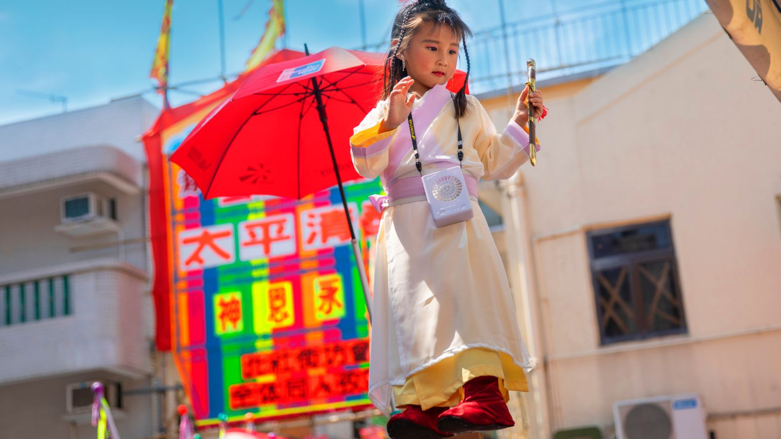 太平清醮飄色巡遊 (5月19日)