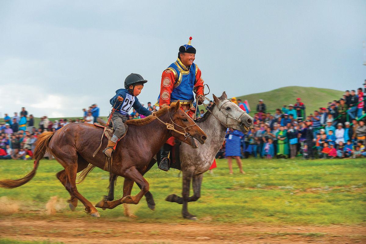 蒙古那達慕節(2021年7月11-15日)
