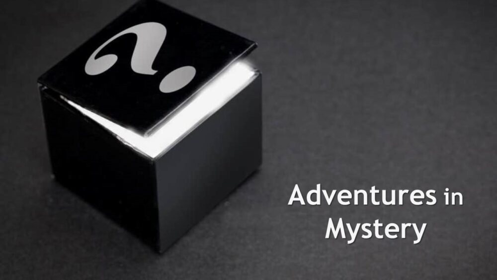 Adventures in Mystery Image