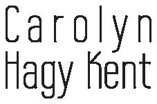 Carolyn Hagy Kent