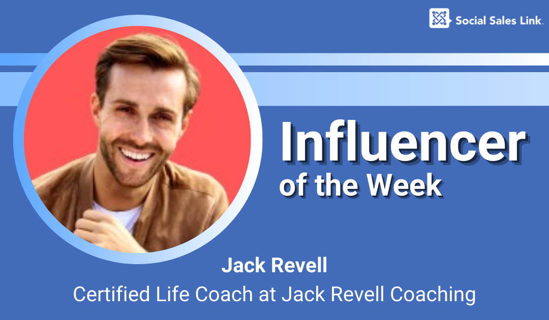 Influencer of the Week - Jack Revell