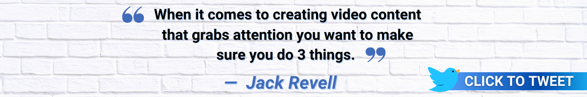 Jack Revell - Click To Tweet