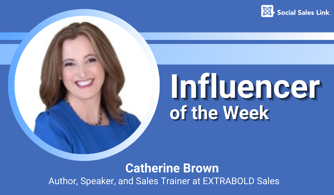 Blog_Influencer of the Week -Catherine Brown