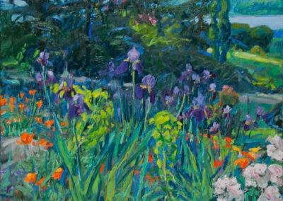 The Artist's Garden—Seaside