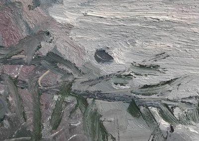 Low Tide — Snowy Day Detail 2