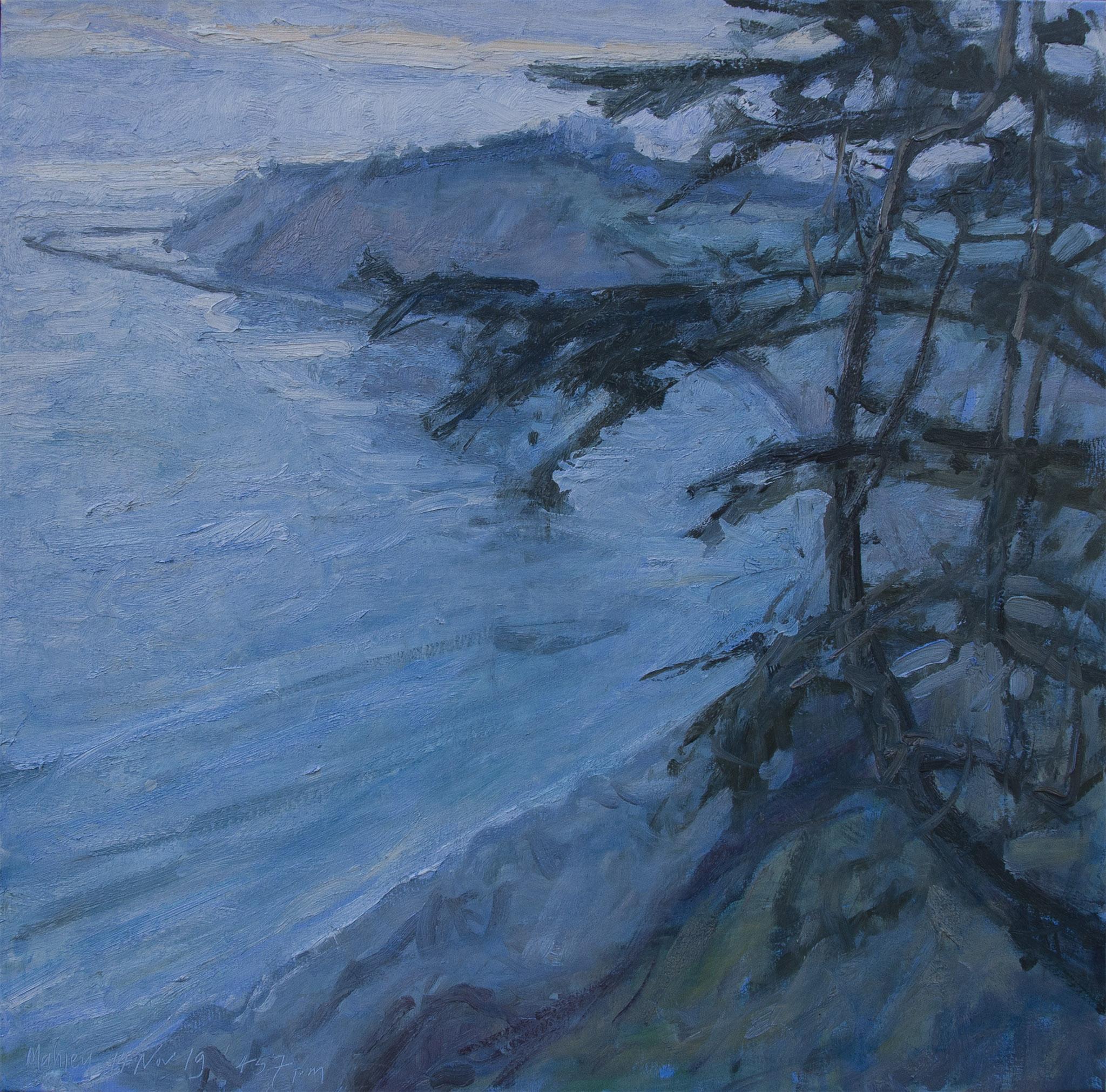 Evening Mist—Artist's Point