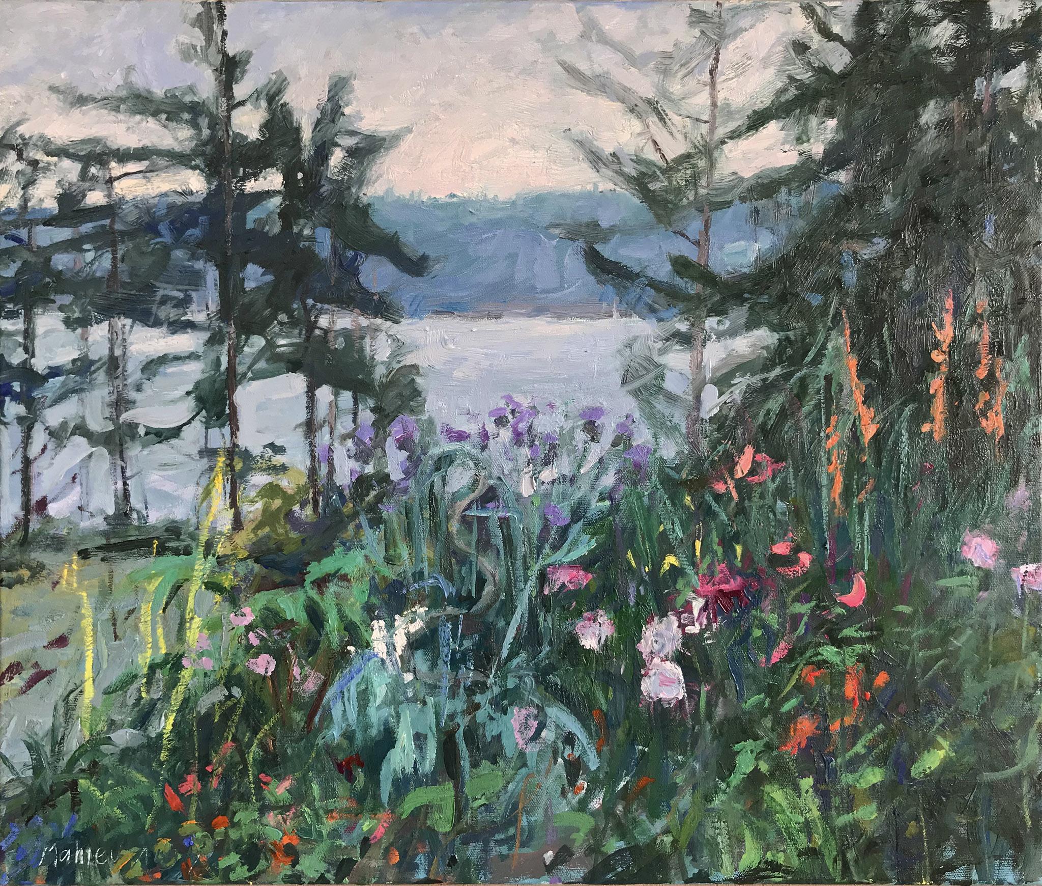 Island Garden—Morning
