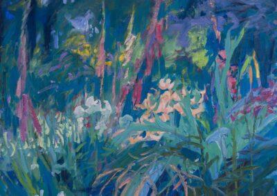 Rhapsodic Garden—Nightfall