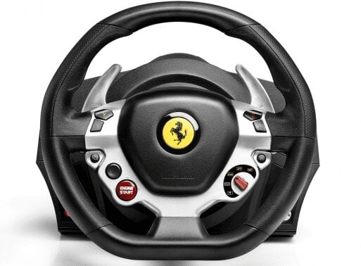 TX Ferrari 458 Italia Edition Racing Wheel