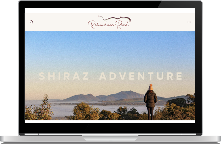Rotundone Road Shiraz Adventure Website