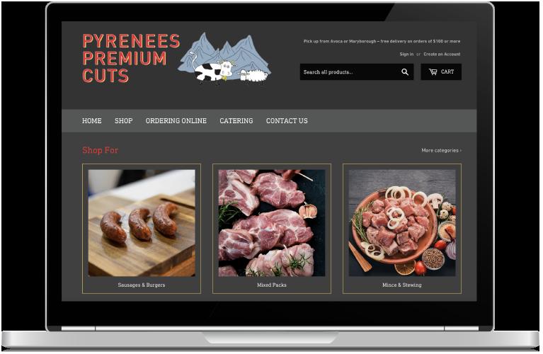 Pyrenees Premium Cuts