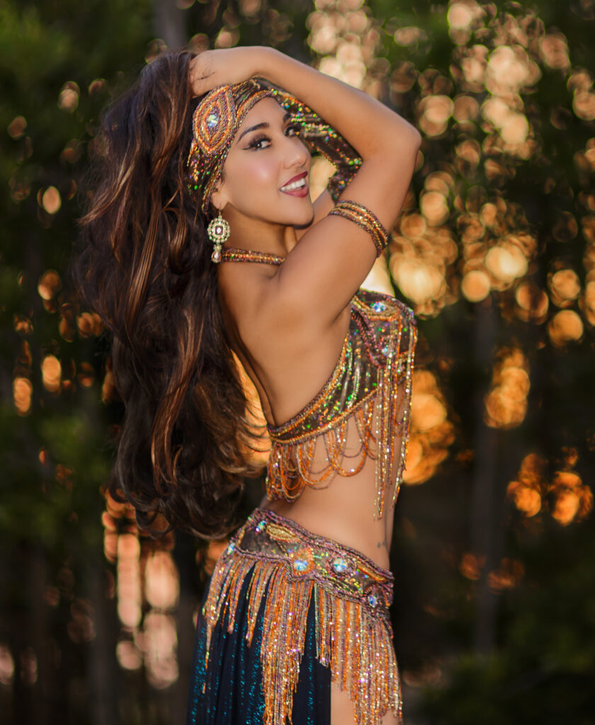 Gypsy Love: Recording Artist / Belly Dancer