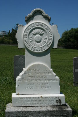 Somerset Island Military Cemetery