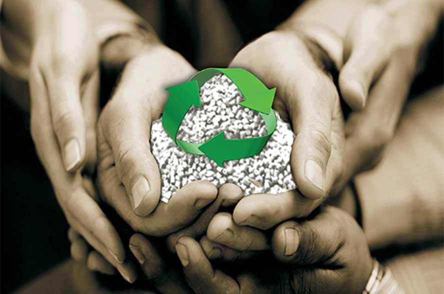 postconsumer recycled plastic