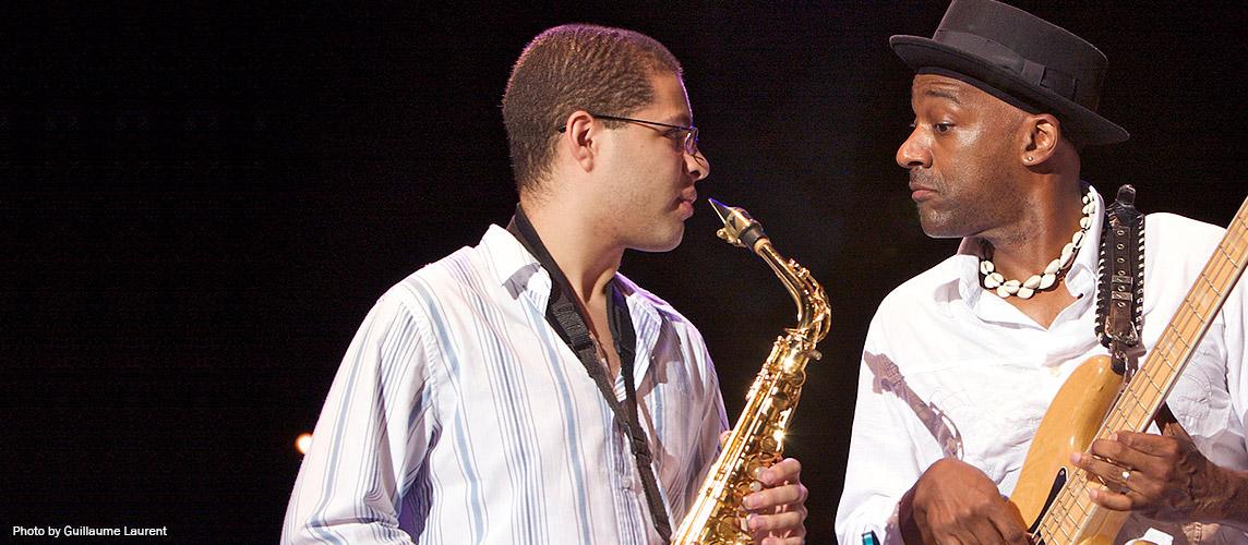 Alex Han Saxophonist