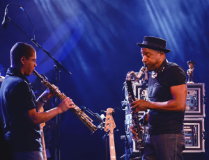 2008 Marcus Miller Band