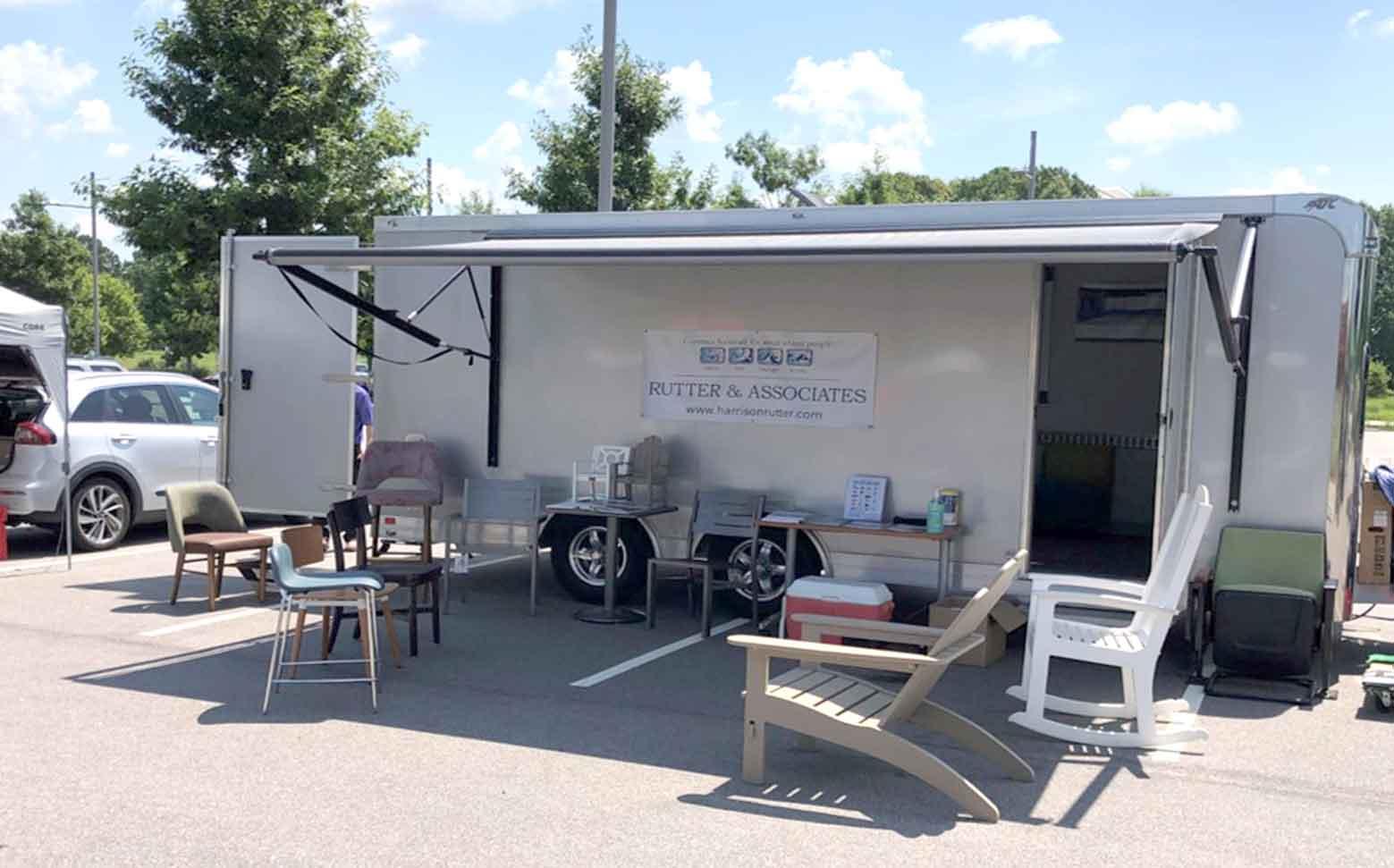 Senior Living Mobile Showroom