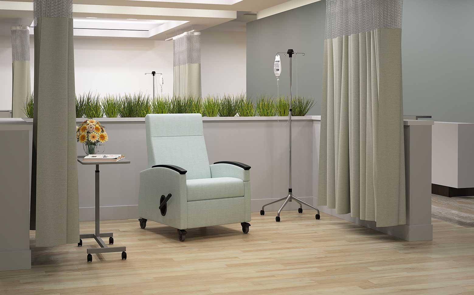 treatment recliner