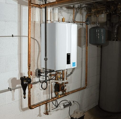 High Efficiency Boilers for sale at Trusted Plumbing and Heating