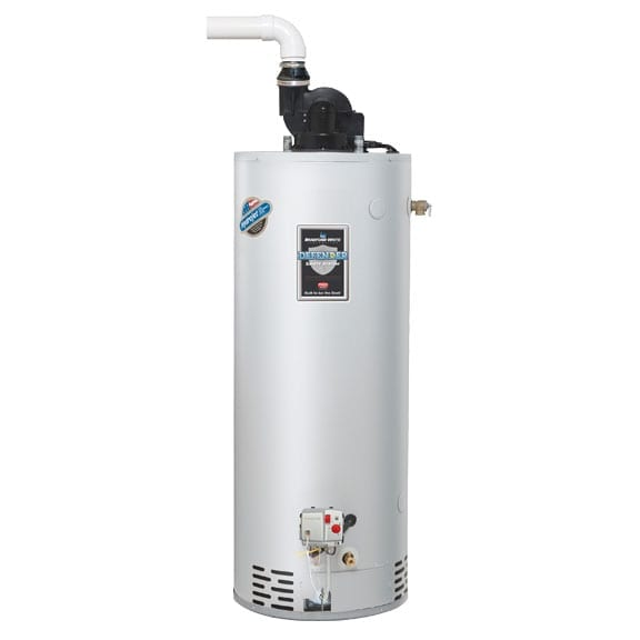 bradford water heaters installed by licensed technicians guarantee their work