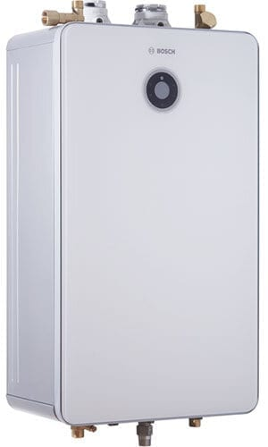 Tankless Water Heater available at Trusted Plumbing and Heating