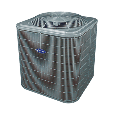 Trusted Plumbing and Heating also carry Carrier brand A/C Units. We're happy to install these as well