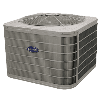 This Carrier A/C unit is available at low cost here in Regina from Trusted Plumbing and Heating