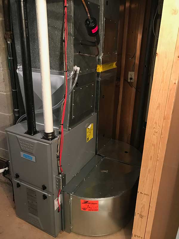 Trusted Plumbing and Heating can fix your a/c