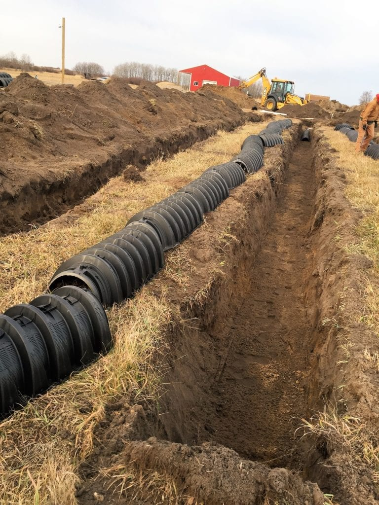 rural waste management systems done right by Trusted Plumbing and Heating