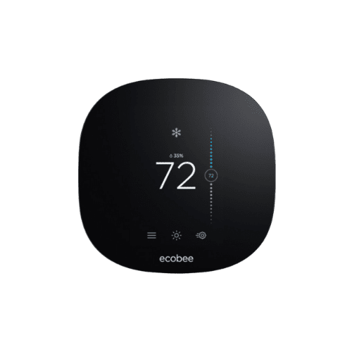 Ecobee thermostats are one of our popular choices for upgrades