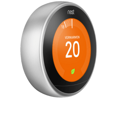 Nest Thermostats work great and we install them for you